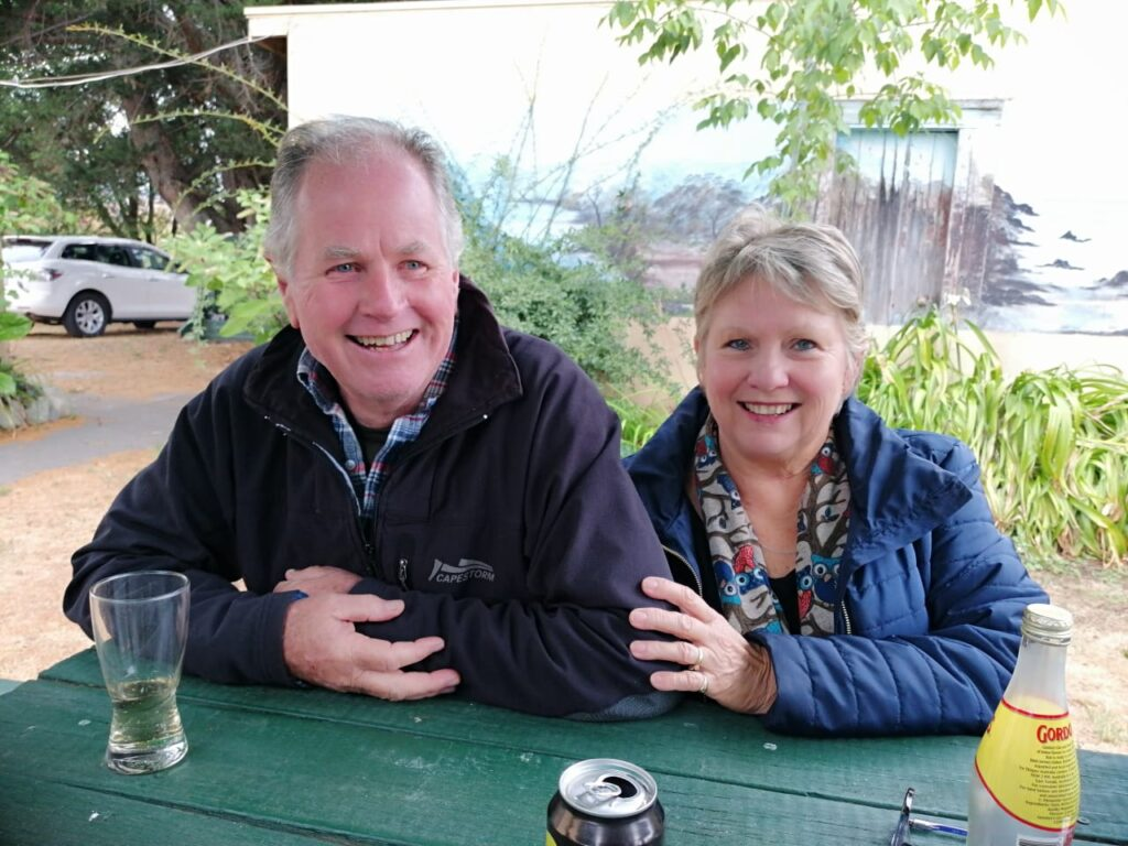 Lyndsay and Pete Walker